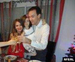 Семья Барберо-Николенко – последний Новый год перед арестом