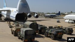 Trupat ushtarake franceze në Mali