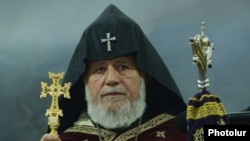 Ամենայն Հայոց կաթողիկոս Գարեգին երկրորդ, արխիվ