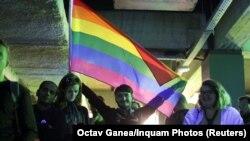 LGBT fəalları, 8 oktyabr, 2018-ci il