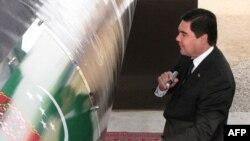 Мечтам президента Туркменистана Гурбангулы Бердымухамедова увеличить экспорт туркменского газа в два раза к 2030 году будет очень трудно сбыться. Иллюстративное фото.