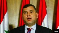 رئيس اللجنة القانونية في مجلس النواب بهاء الأعرجي