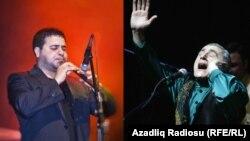 Cihan Qasparyan və Alim Qasımov
