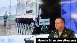 Начальник Главного ракетно-артиллерийского управления Минобороны России Николай Паршин