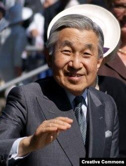 Император Акихито. 2009 год