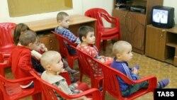 В одном из детских домов Костромы. Иллюстративное фото.