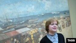 Бывший директор Государственной Третьяковской галереи Ирина Лебедева