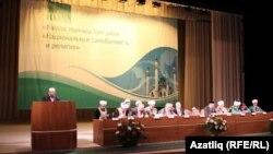 Бөтенрусия татар имамнары җыены