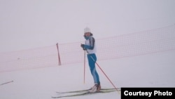 Марија Колароска, нордиска скијачка.