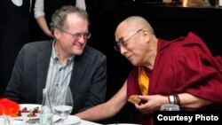 З Далай-Ламам