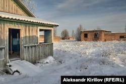 Остатки совхоза в Ключевой