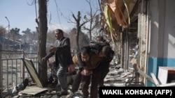 Jedan od napada ekstremista u Kabulu