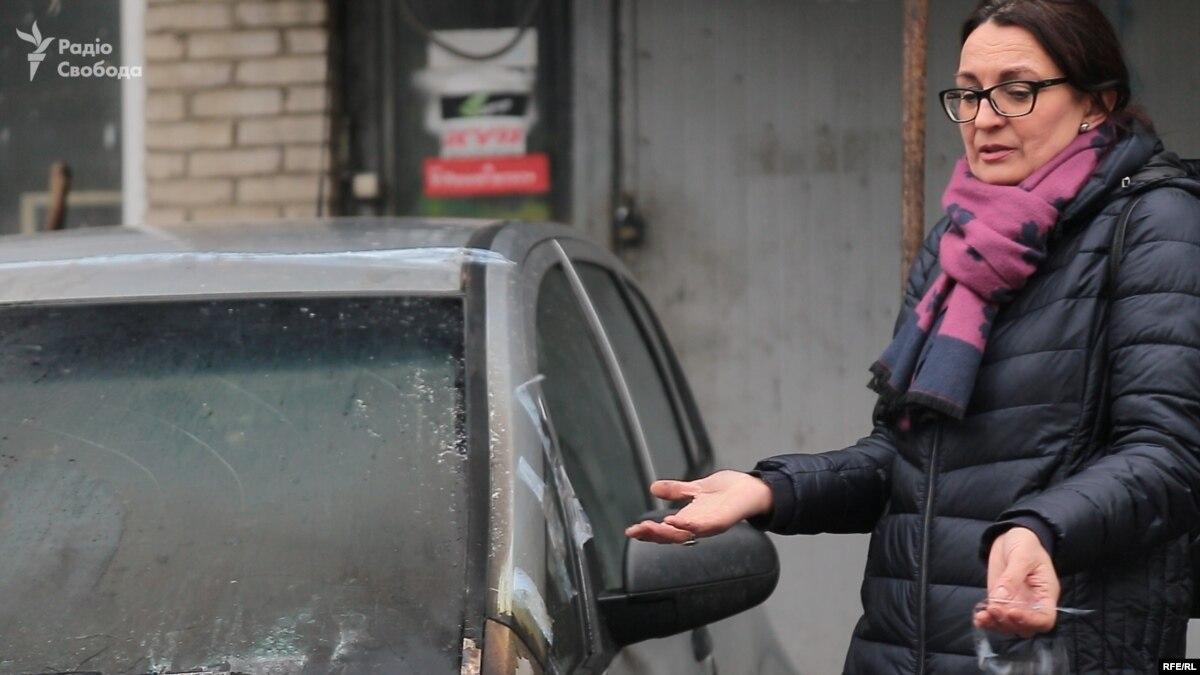 Палий, организатор и «подстрекатель». Что известно о подозреваемых в поджоге автомобиля журналистки Галины Терещук