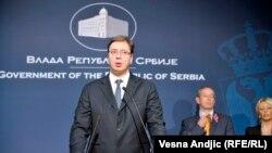 Deklarativne i stvarne slobode: Premijer Srbije Aleksandar Vučić