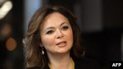 Руската адвокатка Наталия Веселницкая по време на интервю през ноември 2016 г.