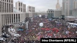 Митинги оппозиции многим внушают надежду на изменение политической ситуации в стране