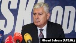 Dragan Čović: Naše opredjeljenje je jedinstvena Bosna i Hercegovina