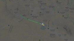 Какие самолеты вылетели из Тегерана в день катастрофы