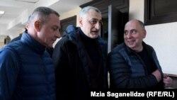 Мамука Хахарадзе передал прокуратуре копию «скандального» письма, а оригинал отправил на экспертизу в Лондон