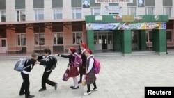 Соьлж-гIала - школера ара а девлла, цIадоьлхуш ду бераш, 21ГIа2012
