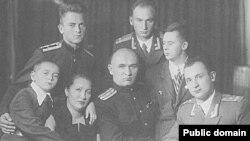 Сім'я Петра Григоренка, 1955 рік
