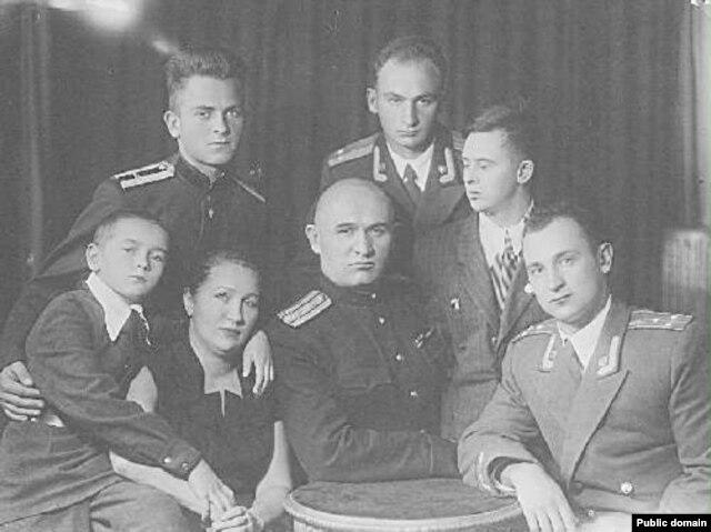 Семья Григоренко