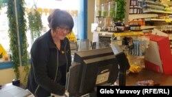 Ирина, продавец-кассир в магазине