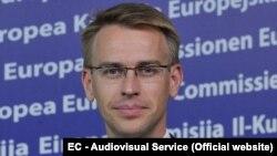 Петер Стано, речник Єврокомісії з питань закордонних справ і політики безпеки
