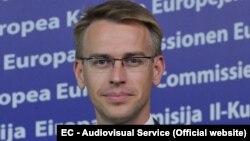 Portparol Evropske unije Peter Stano