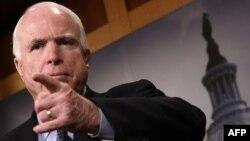 Сенатор-республиканец Джон Маккейн.