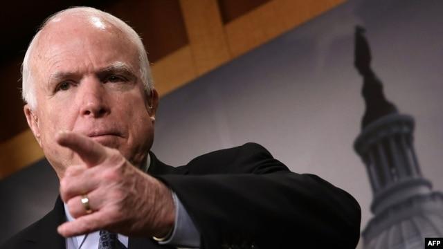 U.S. Senator John McCain