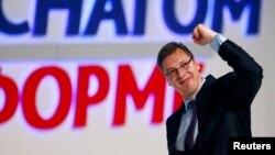 Наиболее вероятный победитель выборов в Сербии - Александр Вучич (Сербская прогрессивная партия)