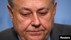 Представитель Украины при ООН Владимир Ельченко.