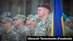 «Кіборг» Олександр Терещенко