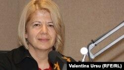 Посол Италии в РМ Валерия Бьяджотти
