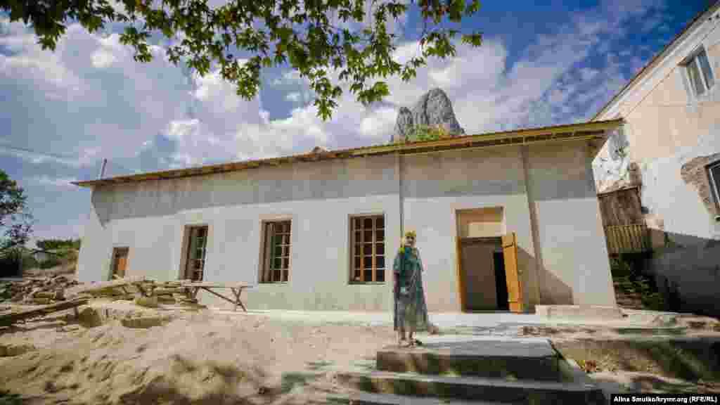 Мечеть Ай-Сереза