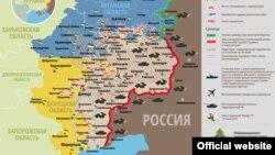 Situaţia din estul Ucrainei la zi, 21 ianuarie 2015