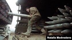 Ruska ofanziva u Čečeniji
