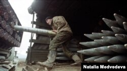 Ruske snage u Čečeniji, 1999.