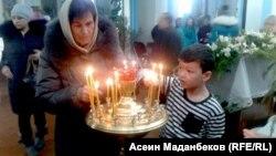 Православдардын Иса пайгамдардын туулган күнүн майрамдоосу, 7-январь, 2016-жыл.
