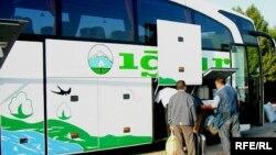 Նախիջևան-Իգդիր երթուղի իրականացնող ավտոբուս, արխիվ