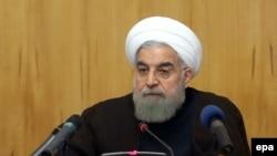 Президент Ірану Хаса Роугані, Тегеран, 7 вересня 2016 року