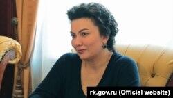Глава подконтрольного России Министерства культуры Крыма Арина Новосельская