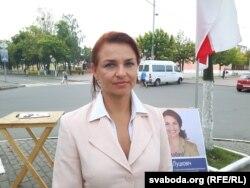 Алена Луцковіч