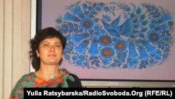 Галина Назаренко, архівне фото