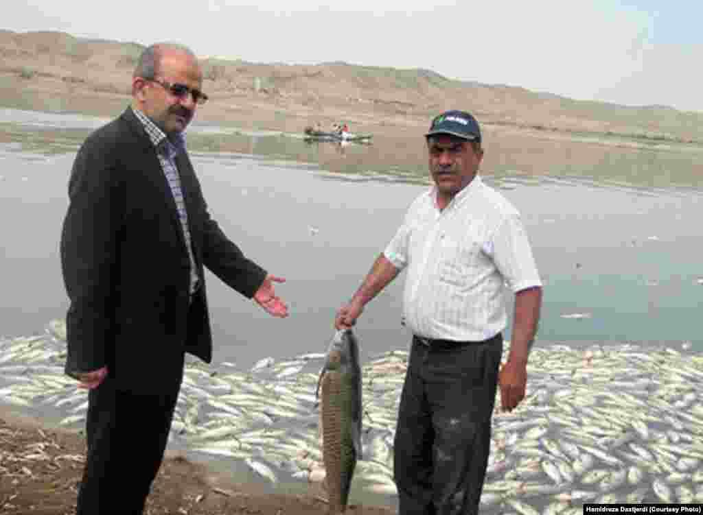به گفته محسن شوکتی، رییس اداره محیط زیست شهرستان ری، در حال حاضر،چاههای آب شرب هم در اطراف اين سد وجود دارد که قطعا آلودگی آب اين سد میتواند بر آب شرب اين منطقه تاثير منفی بگذارد