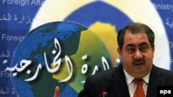 وزیر امور خارجه عراق می گوید بعضی ها تلاش می کنند مساله عراق را یک مساله جهانی جلوه دهند