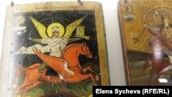 Образ Архангела Михаила. Из коллекции музея