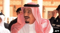Король Саудовской Аравии Салман ибн Абдул-Азиз Аль Сауд.