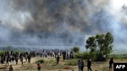 عودة الإحتجاجات الى تونس